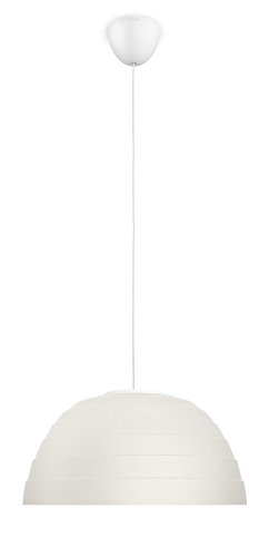 Philips 408953816 Var Suspension LED Intégrée Métal Blanc Crème 40 W