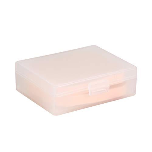 Sunnyflowk 2PCS résistant à l'huile Humide et Sec à Double Usage Puff Puff Air Cushion Puff BB Cream Sponge Blender Cosmétiques Beauty Makeup Tool (Skin)