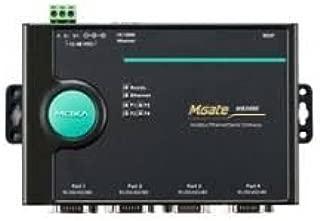 MOXA MGate MB3480 - 4 Ports Serial-to-Ethernet Modbus Gateway