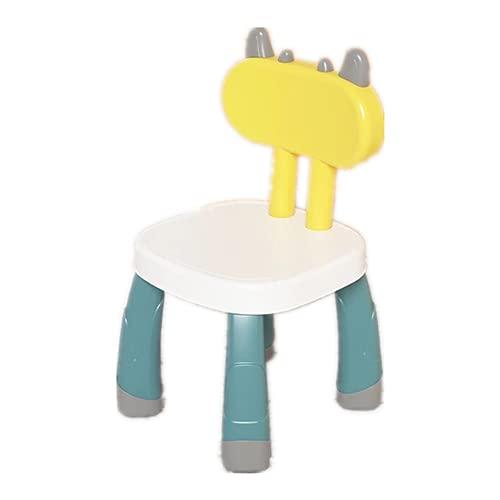 キッズチェアプラスチック - 幼児と子供用のポータブルプレイシート 子供用ダイニングチェアテーブル用の学習チェア 子供プラスチック椅子幼稚園赤ち