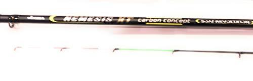 Okuma Caña de pescar de carbono 3,5 m CW 30/80 Nemesis KT