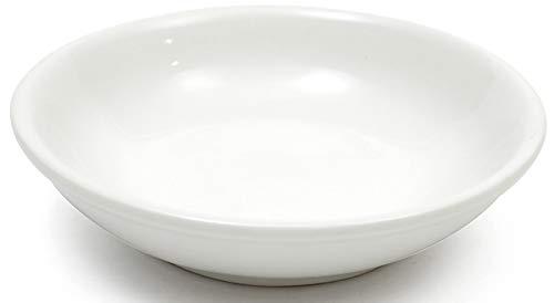 Capacit/é 500 ml Bol /à Dessert Bol /à Glace Bol /à C/ér/éales DOWAN 14 cm Lot de 4 Bol en Porcelaine Carr/ée 5,5 pouces Blanc Bol Snack Bol