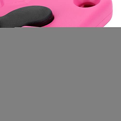 Cubierta protectora plana de EVA, accesorios para tableta, carcasa rugosa Accesorios Tablet Funda rugosa, para el hogar (rojo rosa)