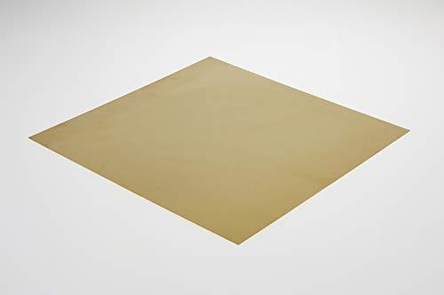 Messingblech Messing, Stärke: 5 mm 100 x 200 mm