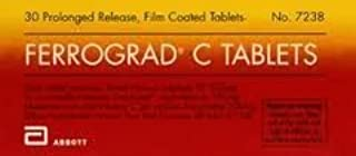 ferrograd c tablets 30