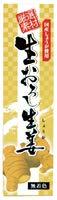 東京フード 生おろし生姜(チューブ) オーサワジャパン 40g×6個