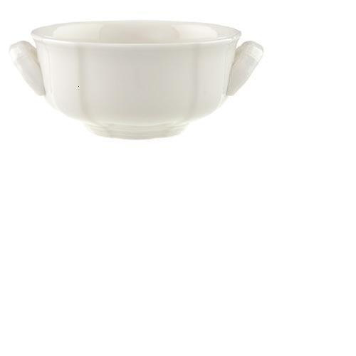 Villeroy & Boch Manoir Taza consomé, 350 ml, Altura: 5,5 cm, Porcelana...