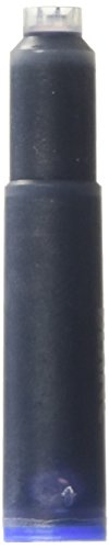 Montblanc Royal Blue Fountain Pen Ink Cartridges 8 per package (Pack of 2)