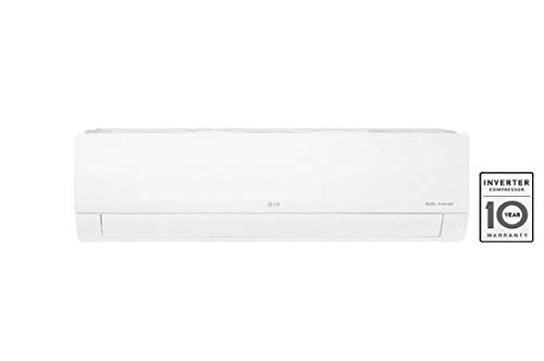 LG 1.5 Ton 3 Star Inverter Split AC (Copper KS-Q18ENXA White)
