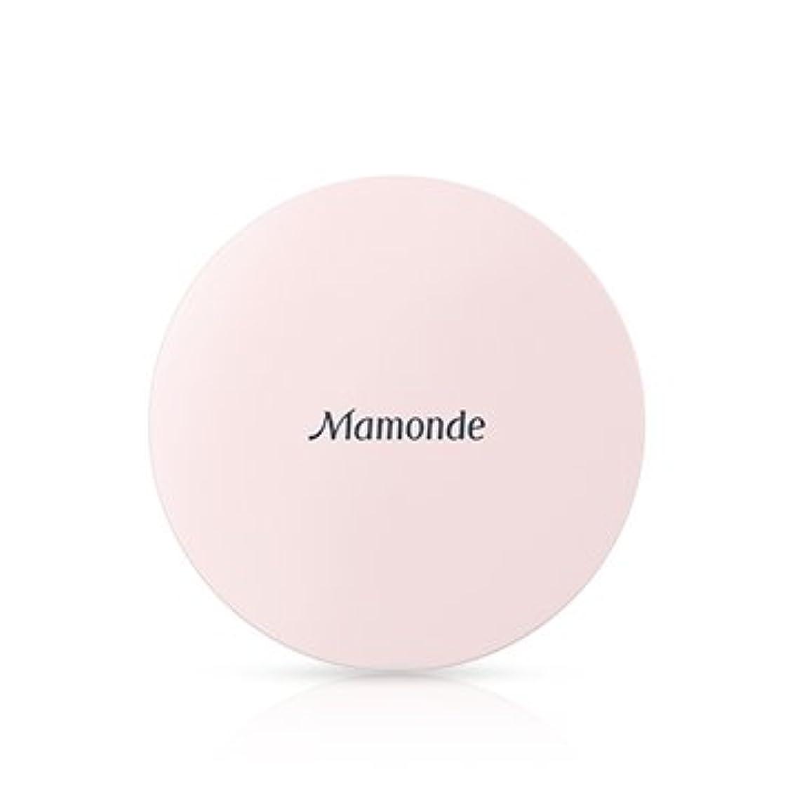 セッティング公園眼[New] Mamonde High Cover Liquid Cushion 15g/マモンド ハイ カバー リキッド クッション 15g (#21 Cover Peach) [並行輸入品]