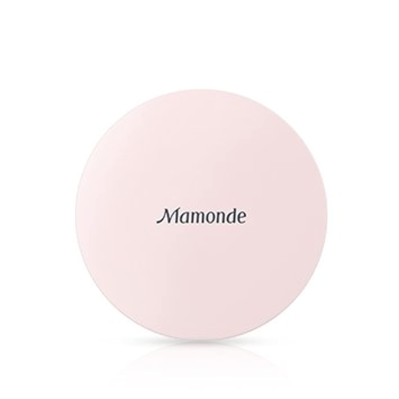 無限大累計酸度[New] Mamonde High Cover Liquid Cushion 15g/マモンド ハイ カバー リキッド クッション 15g (#21 Cover Peach) [並行輸入品]