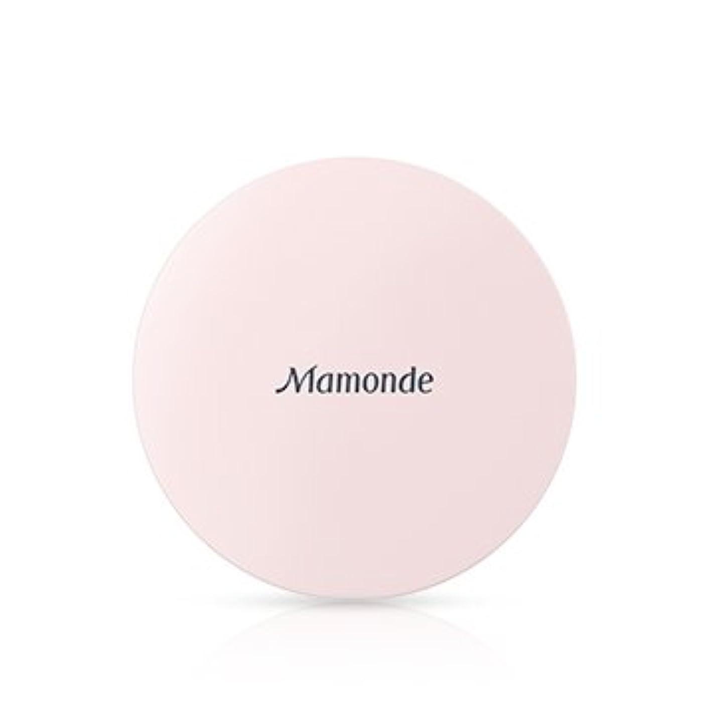 マントドラム間に合わせ[New] Mamonde High Cover Liquid Cushion 15g/マモンド ハイ カバー リキッド クッション 15g (#21 Cover Peach) [並行輸入品]
