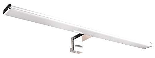 Wandleuchte – Kollektion Vera – speziell für Badezimmer – 60 cm – Chrom – 780 lm