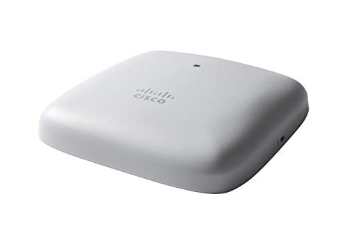 Cisco Business 240AC Wi-Fi Access Point | 802.11ac | 4x4 | 2 GbE Ports | Ceiling Mount | Limited Lifetime Protection (CBW240AC-B)