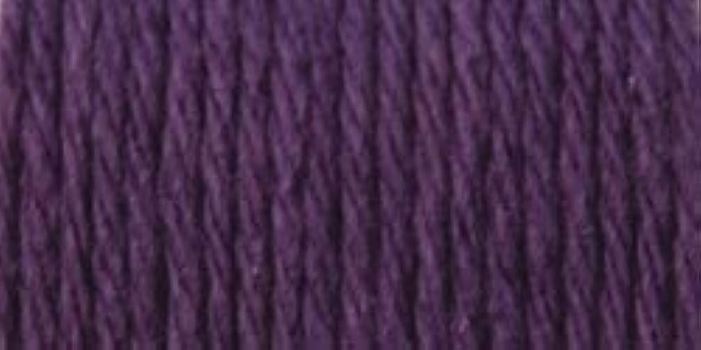 Bulk Buy: Bernat Handicrafter DeLux Cotton Yarn (3-Pack) Purple 162078-78320