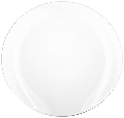 Judge Coupé Assiette à Dessert, 23 cm, Blanc