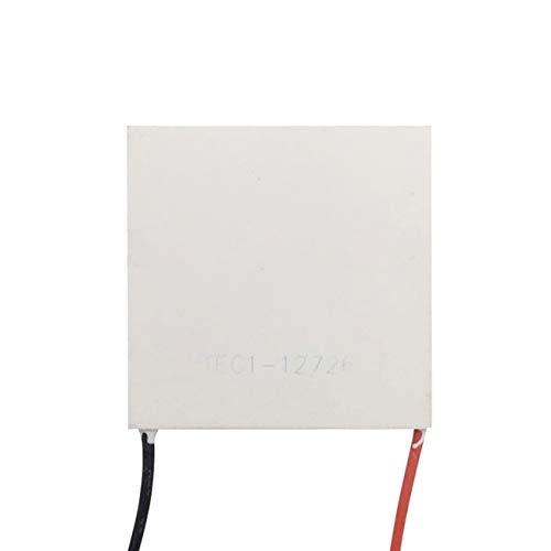 OrangeClub 400W Kühlkörper Thermoelektrische Kühler Peltier Teller MODUL, Für die Fabrik 50 * 50mm