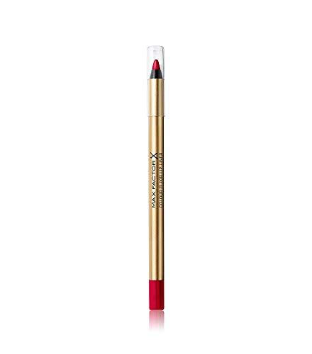 Max Factor Colour Elixir Lip Liner Red Blush 12 – Perfekt definierte Lippenkontur für...