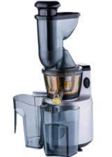 Frifer Slow Juicer Exprimidor de zumo, 90 mm, exprimidor eléctrico lento para verduras y frutas, exprimidor automático de solo 50 rpm, nutrición, sin BPA