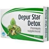 Espadiet Depur Star Detox 20 Viales Envase De 20 Viales 300 g