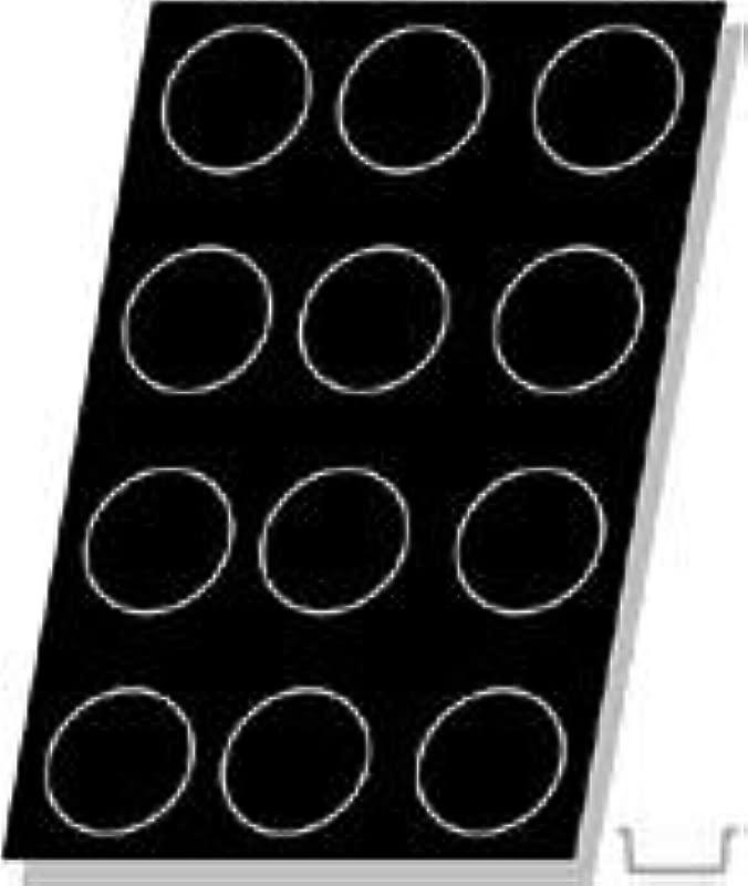 Flexipan Tatin Apple Tart 10 31 Oz 105mm Dia X 40mm Deep 4 1 8 Dia X 1 9 16 Deep 12 Cavities