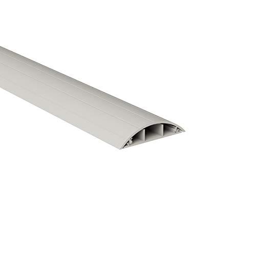 Esquina Interior para rodapi/é PVC, 1 Unidad Habengut Berliner Profil Color Blanco