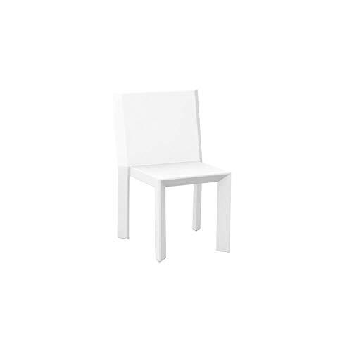 Vondom Frame chaise pour l'extérieur blanche