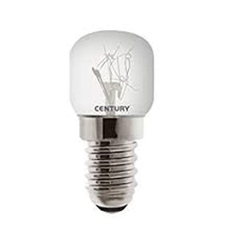 lombardiangelo LAMPADINE INC.E14 Forno 15W BL 2PZ
