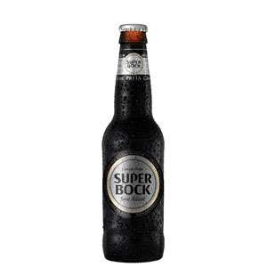 Unicer - Super Bock Sin Alcohol Negra 33Cl X12