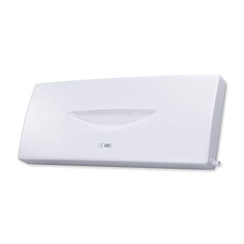 Tapa de repuesto para puerta de congelador Whirlpool Bauknecht 481241619514, puerta de congelador, congelador, congelador, congelador Ignis 481241619711