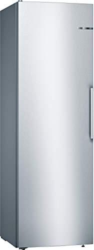 Bosch KSV36VLDP Serie 4 Freistehender Kühlschrank / A+++ / 186 cm / 75 kWh/Jahr / Inox-look / 346 L / VitaFresh / EasyAccess Shelf