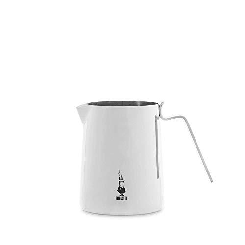 Bialetti 1806 0001806 Milchkännchen Edelstahl, Rostfreier Stahl, Silber