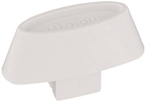 Lutron GK-WH Glyder Slide-To-Off Replacement Knob, White