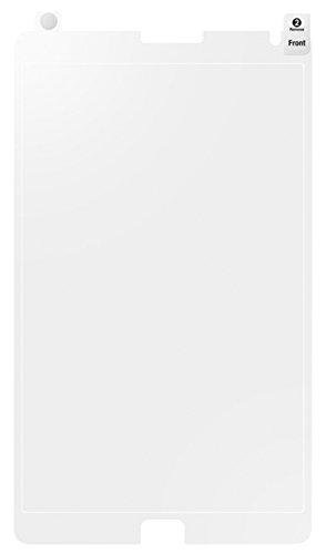 Samsung Bildschirmschutzfolie Screen Protector Galaxy Tab S 10.5 Zoll - Transparent (Doppelpack)