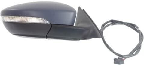 Fit System 90273 Volkswagen Passat Passenger Side Replacement Mirror Glass