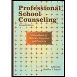 Professional School Counseling A Handbook Of Theories Programs And Practices