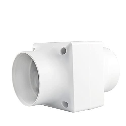 Release Extractor de baño, Extractor de Cocina, Dormitorio de 3 Pulgadas, baño, pequeño, Ventilador de ventilación silencioso pequeño, Ventilador de conducto
