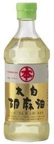 マルホン 太白胡麻油 ペットボトル 450g/6本.e