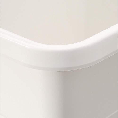 MUSTEE Utilatub Combo 24 in. x 18 in. Polypropylene Floor Mounted Laundry Tub in White