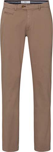 BRAX Style Everest Chinohose in Triplestone-Qualität Pantaloni, Beige, W42/L32 Uomo