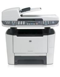 HP Laserjet M2727nf MFP Multifunktions (T él écopieur/Kopierer/Drucker/Scanner) schwarz und weiß Laser Kopie (bis zu): 26ppm Kunstdruck (bis zu): 26ppm 300Blatt USB, 10/100Base-TX
