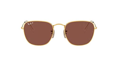 Ray-Ban 0RB3857 Gafas, LEGEND GOLD, 48 Unisex