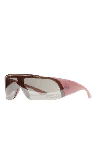 Iceberg Unisex Sonnenbrille , Farbe: Flieder, Größe: 90