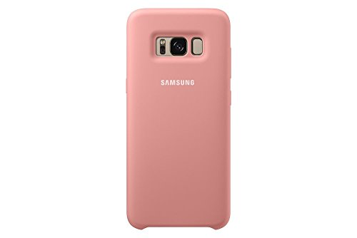 Samsung Dream Silicone Cover, Funda para smartphone Samsung Galaxy S8, Rosa