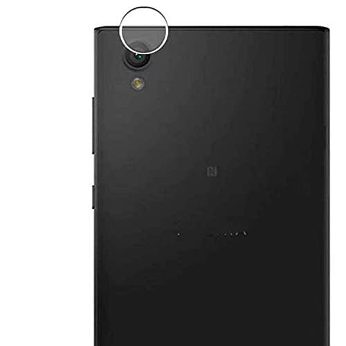 Vaxson 2 Unidades Protector de Lente de Cámara, compatible con Sony Xperia L1 [No Vidrio Templado/Funda Case ] TPU Película Protectora