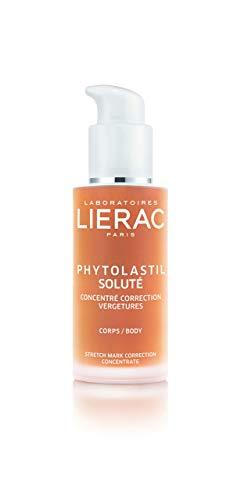 Lierac Phytolastil Soluté Siero Adatto per la Correzione delle Smagliature Consolidate, per Tutti i Tipi di Pelle, Formato da 75 ml