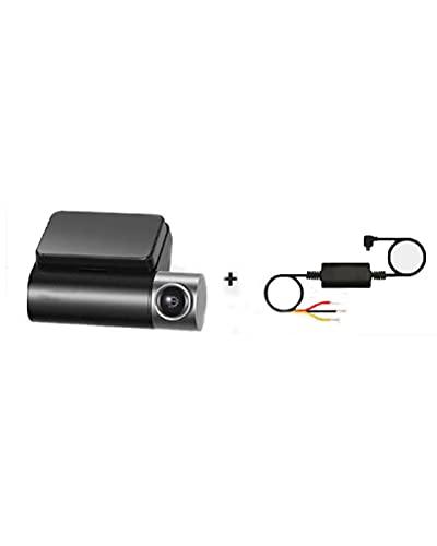 A500 Dash CAM Pro Plus 1944P GPS ADAS Cámara de salpicadero para Coche Cámara de Doble Vista Plus A500S Coche DVR 24H Aparcamiento(Color:b,Size:64GB)