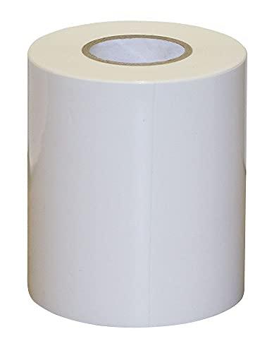 Kerbl 29832 Reparatur-Klebeband, Weiß, 25m lang, 10cm breit, 0.2mm stark