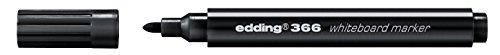 edding Whiteboardmarker mini edding 366, 1 mm, schwarz