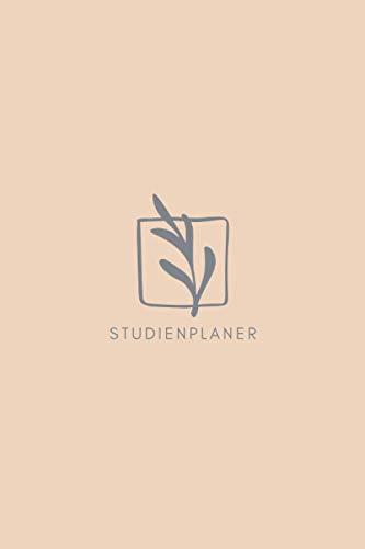 Studienplaner 2021/2022 (Pflanze Logo): Schulplaner für die Universität, Hochschule, Fachhochschule, oder Ausbildung mit Monats -und Wochenansicht ... Wochenplaner, Wochenkalender, Organizer)